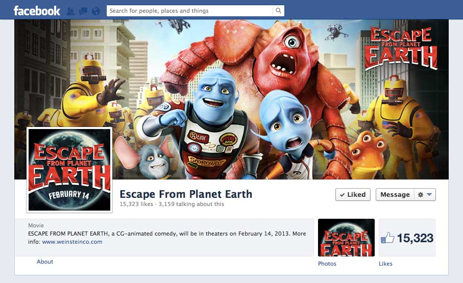 EFPE Facebook Page