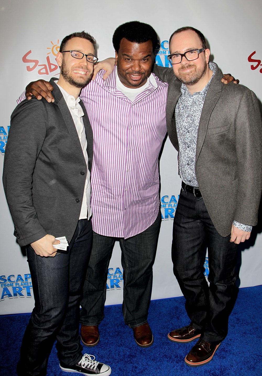 Bob, Craig & Cal