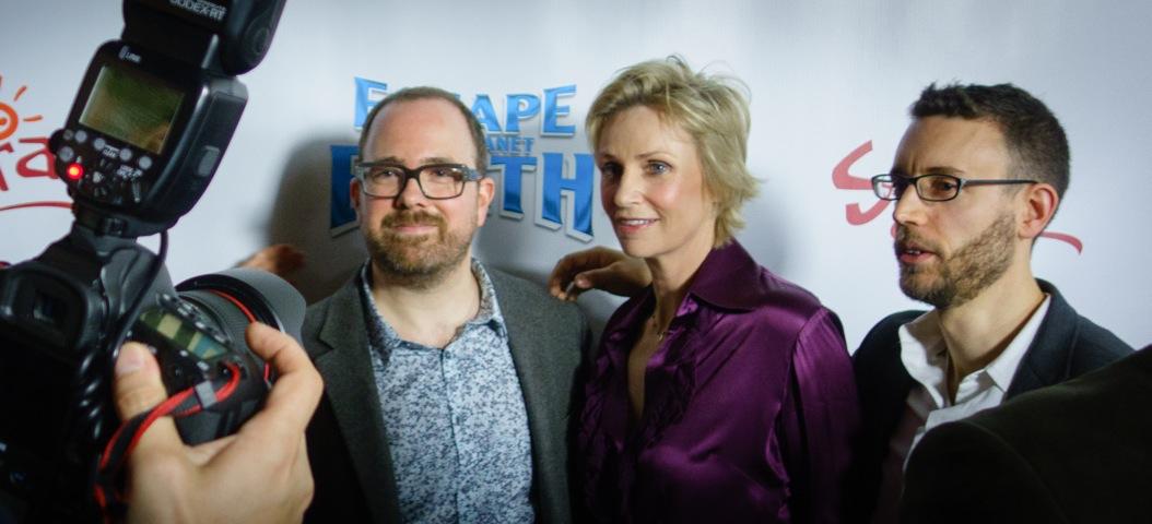 Cal, Jane & Bob
