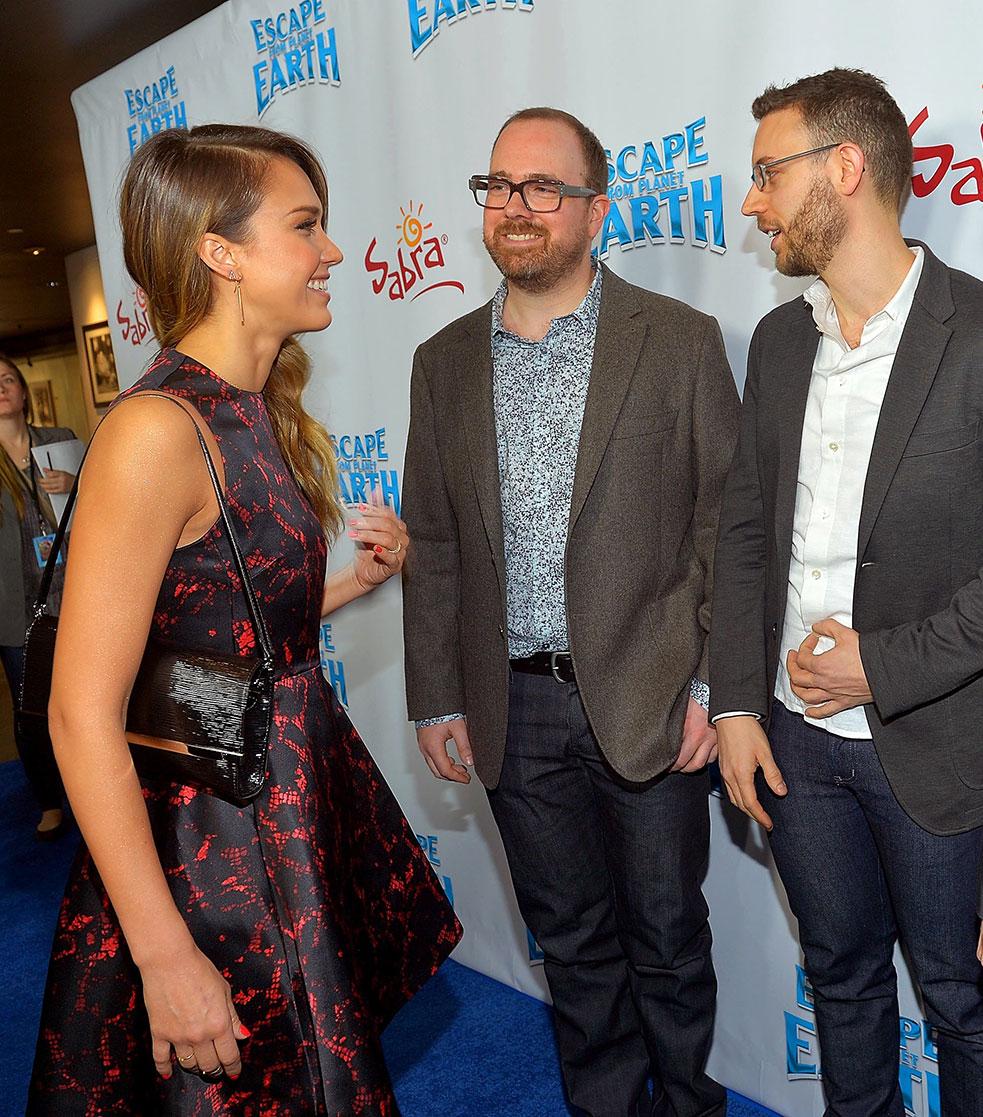 Jessica, Cal & Bob